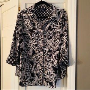 🌷Host Pick🌷Jones of New York blouse